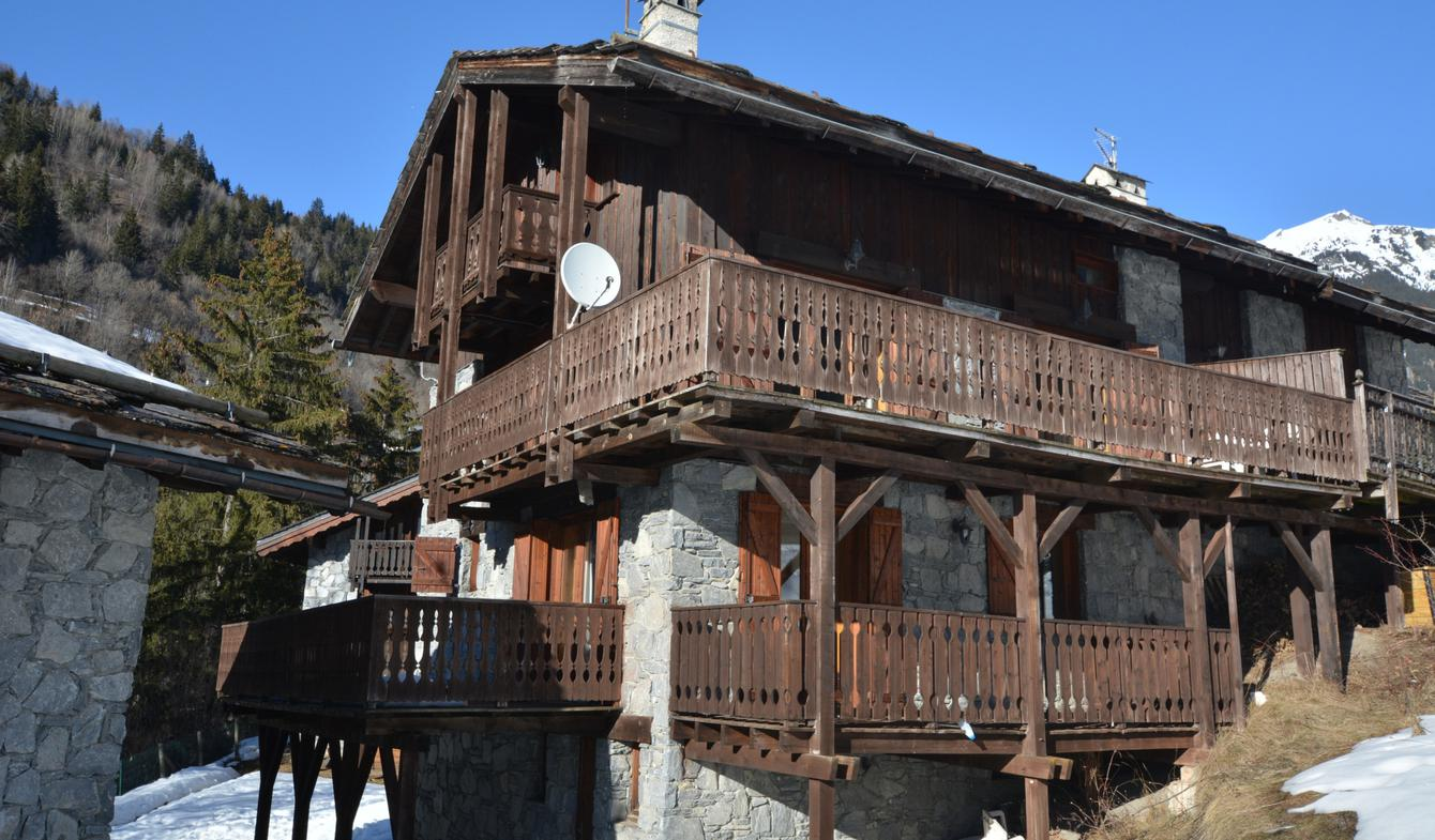 Chalet with terrace Champagny-en-Vanoise