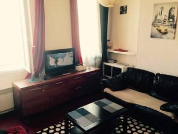 Appartement 2 pièces 35,38 m2