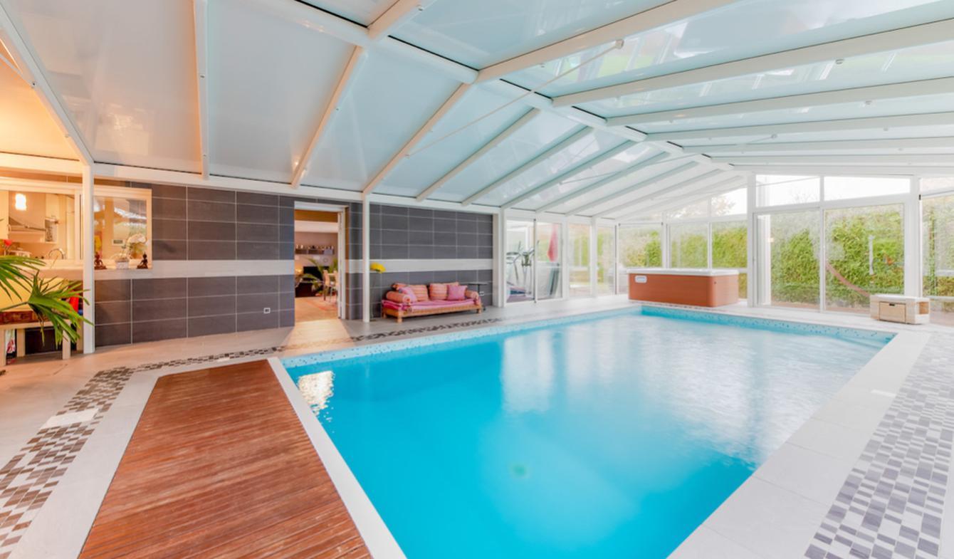 Maison avec piscine Le Bois-Robert