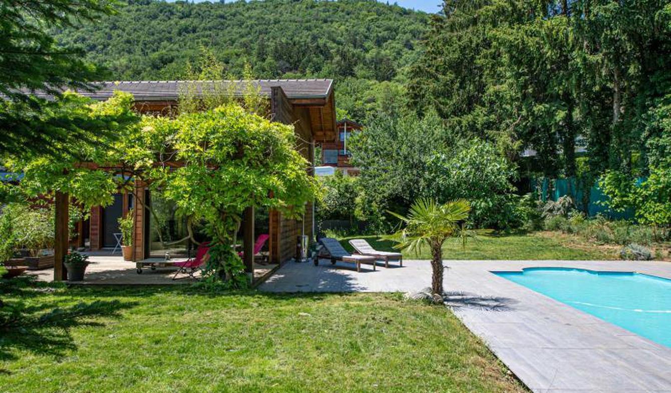 Maison avec piscine Sevrier