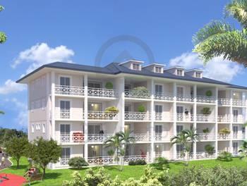 Appartement 2 pièces 57,17 m2