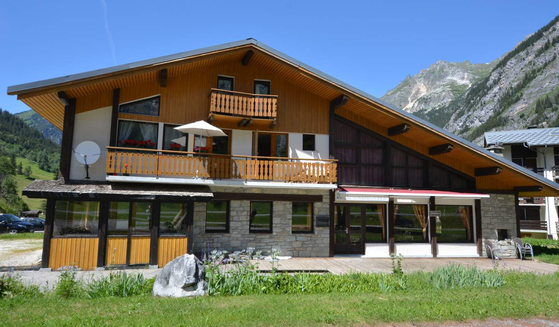 Chalet avec terrasse Pralognan-la-Vanoise