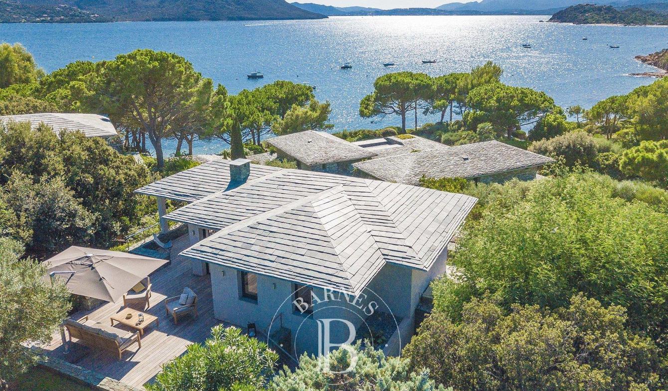 Seaside villa with pool Porto-Vecchio