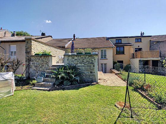Vente maison 4 pièces 130,35 m2