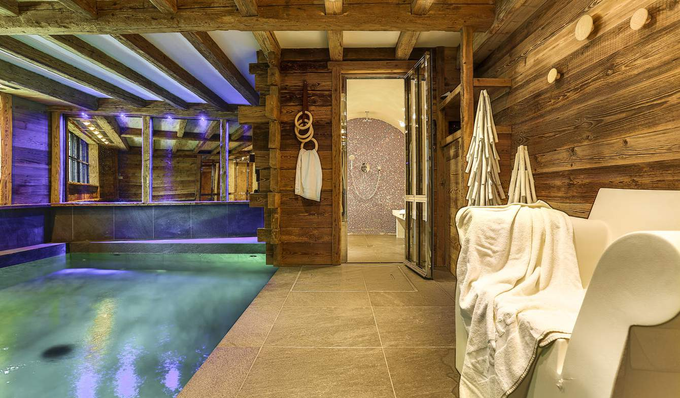 Chalet avec piscine Val-d'isere