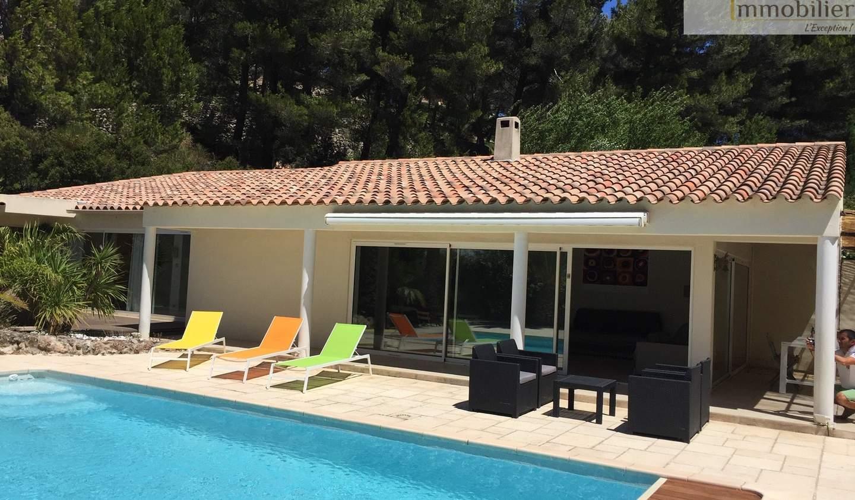 House with pool La Cadière-d'Azur
