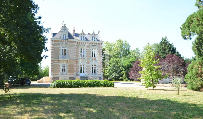 Castle Sable-sur-sarthe