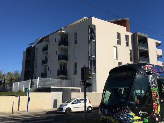 vente Appartement 3 pièces 58,8 m2 Montpellier