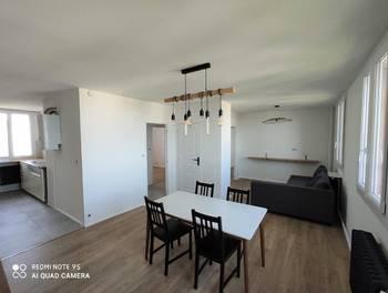 Appartement 4 pièces 76,43 m2