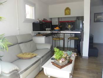 Appartement 2 pièces 44,58 m2