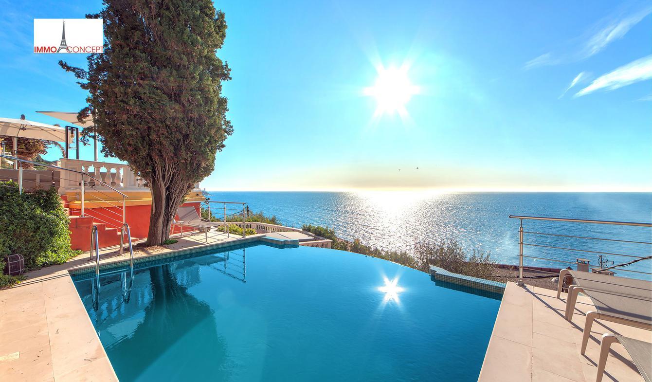 Villa with pool Nice