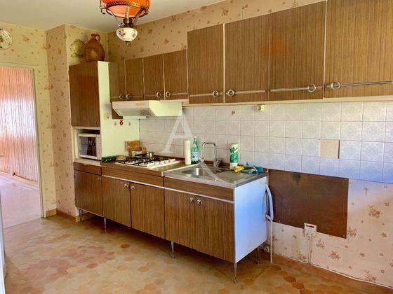 Vente appartement 4 pièces 78,6 m2
