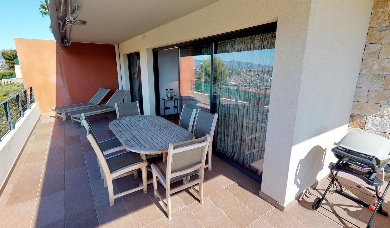 Appartement avec piscine Nice