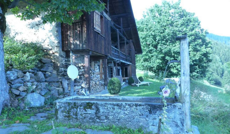 Maison avec terrasse Villard-sur-Doron