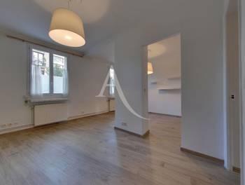 Appartement 2 pièces 53,89 m2