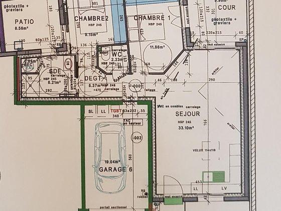 Vente maison 3 pièces 67,72 m2
