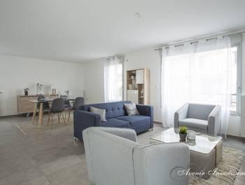Appartement 4 pièces 120,03 m2