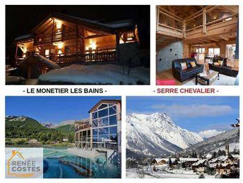 viager à Le Monêtier-les-Bains (05)