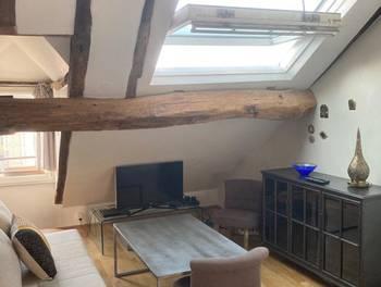 Studio meublé 19,24 m2