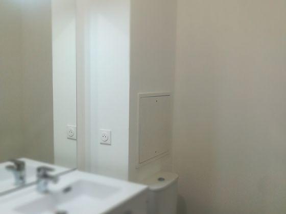 Location studio 31,3 m2