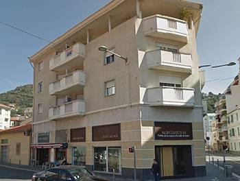 Appartement meublé 2 pièces 45,11 m2