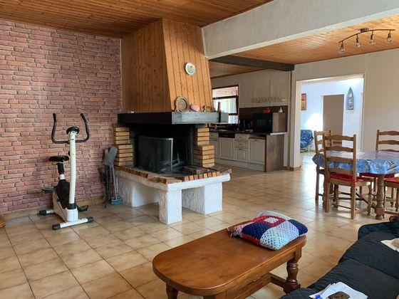 Vente maison 4 pièces 121,5 m2