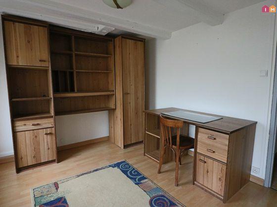 Vente duplex 4 pièces 89 m2