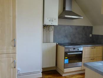 Appartement 2 pièces 35,17 m2