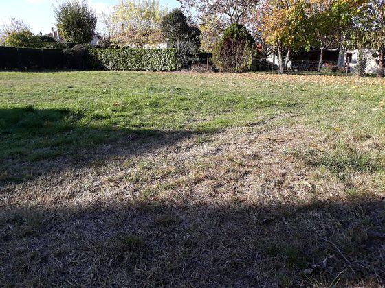 Vente terrain 806 m2