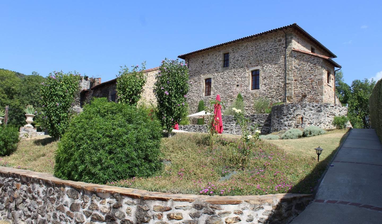 Castle Boisse-Penchot