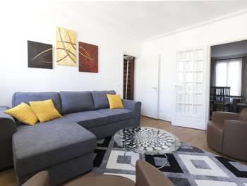 Appartement meublé 6 pièces 99 m2