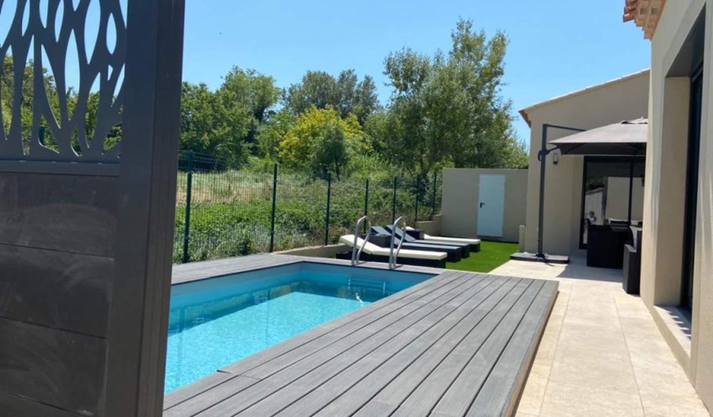 Maison avec piscine Arles
