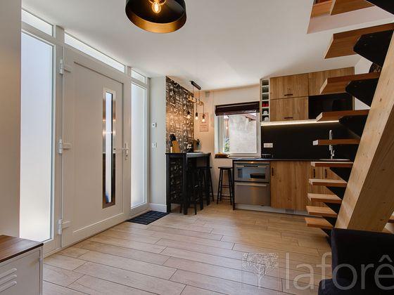 Vente appartement 3 pièces 32,5 m2