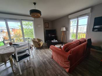 Appartement 3 pièces 72,92 m2