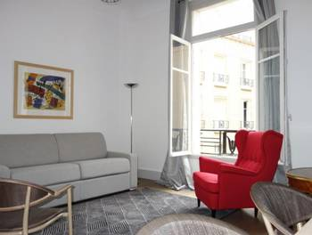 Studio meublé 33,61 m2