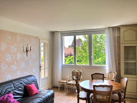Vente appartement 3 pièces 60,64 m2