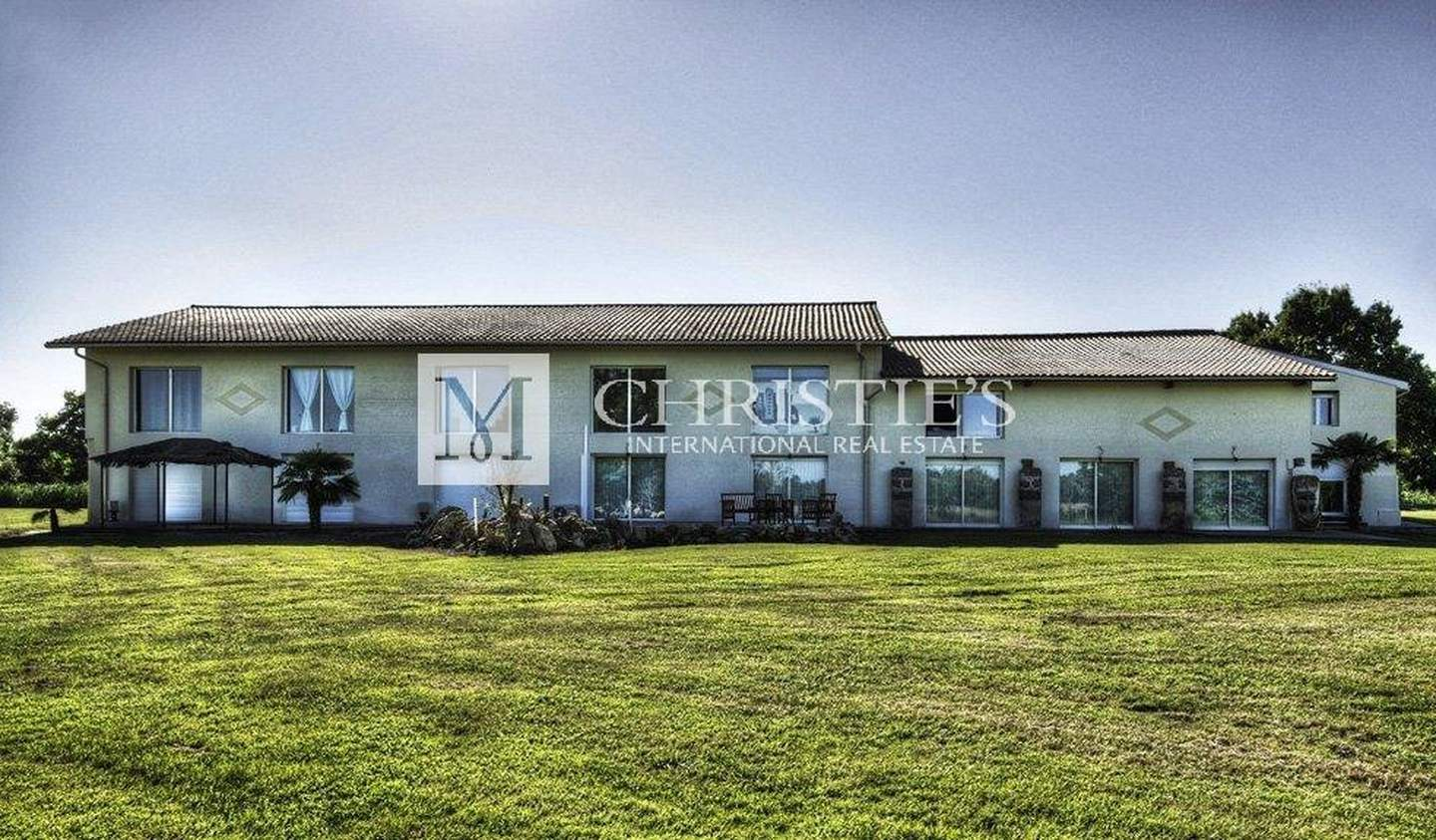 House with pool Libourne