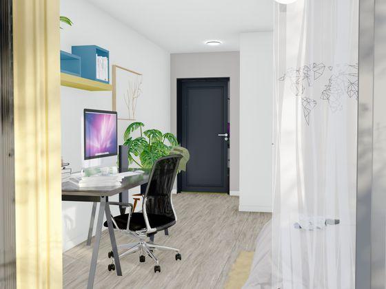 Vente studio 24,46 m2