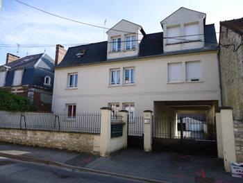 Appartement 2 pièces 47,66 m2