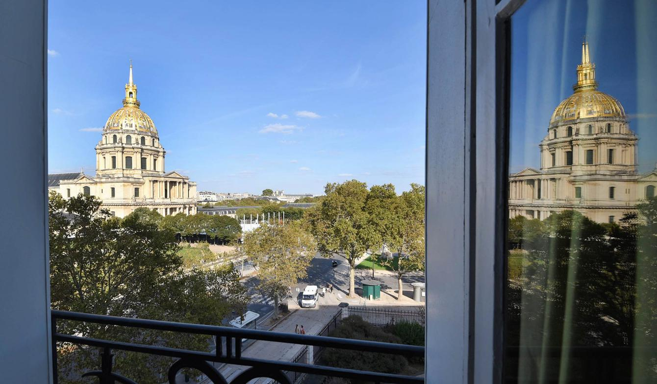Atypique Paris 7ème