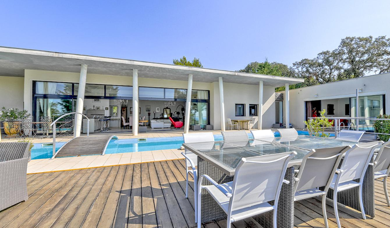 Maison avec piscine et terrasse Nimes