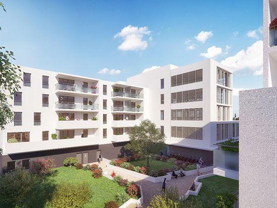 Vente appartement 2 pièces 47,02 m2