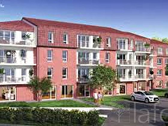 Location appartement 3 pièces 60,5 m2