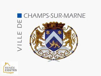 viager à Champs-sur-Marne (77)
