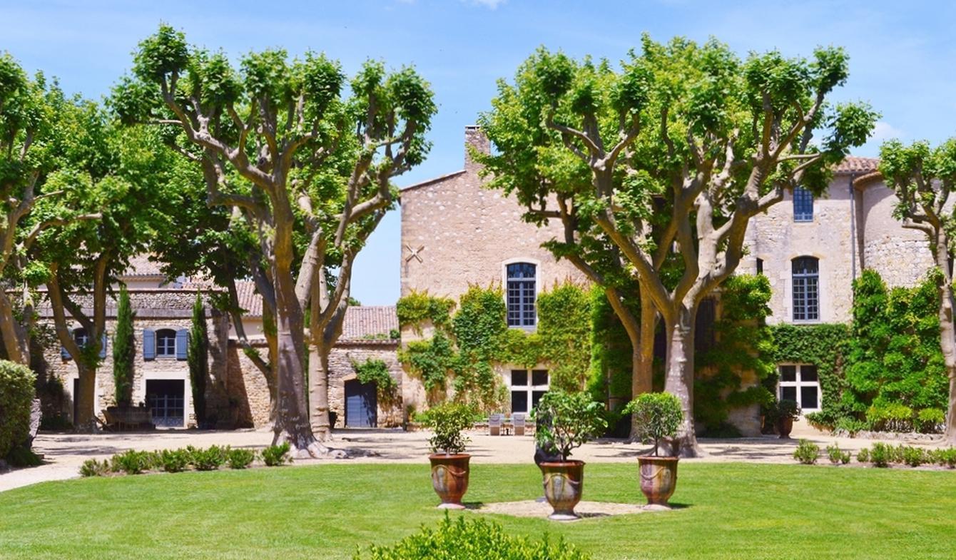 Castle Uzès