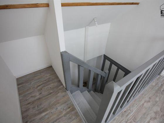 Vente studio 18,39 m2