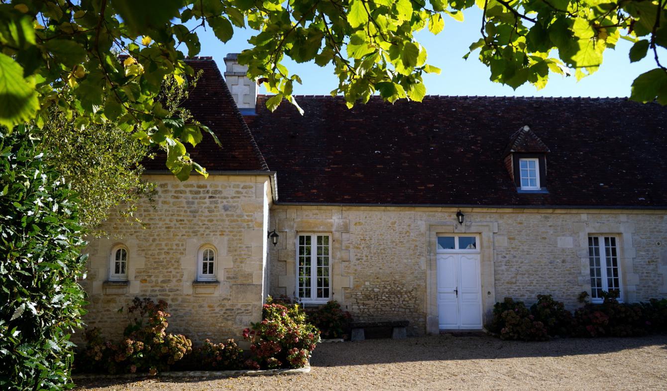 Maison avec jardin et terrasse Le Bourg-Saint-Léonard