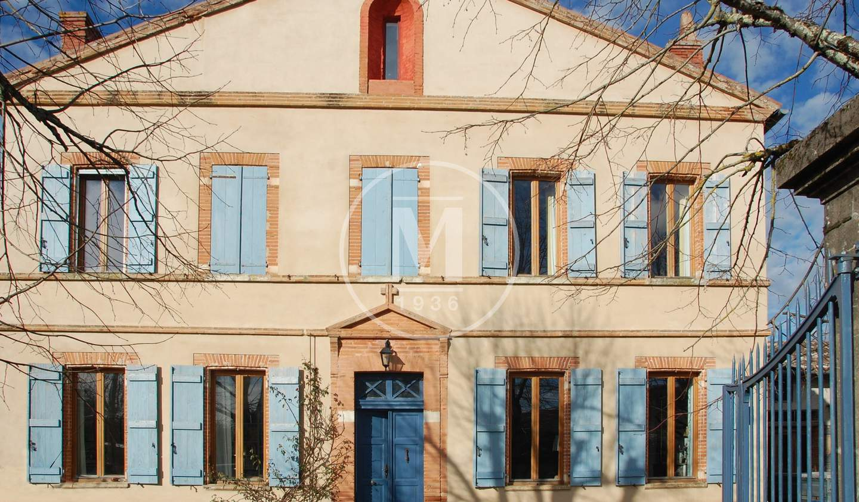 Maison avec piscine et terrasse Launac