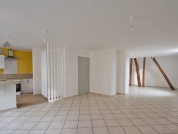 Appartement 4 pièces 109,48 m2