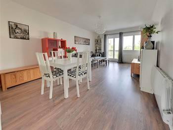 Appartement 2 pièces 64,15 m2
